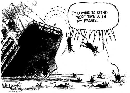 Sinking Ship!