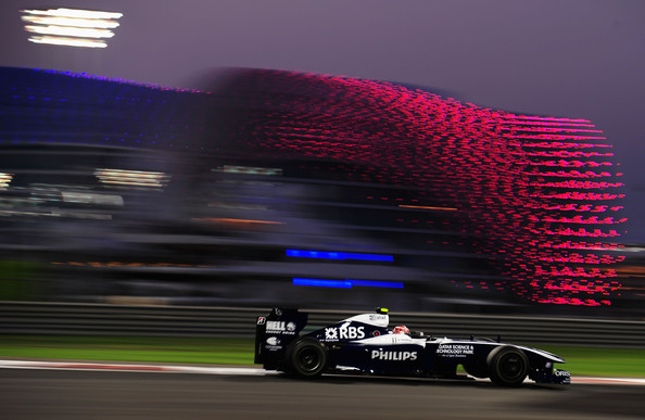 Win a trip of a lifetime to the Abu Dhabi Grand Prix