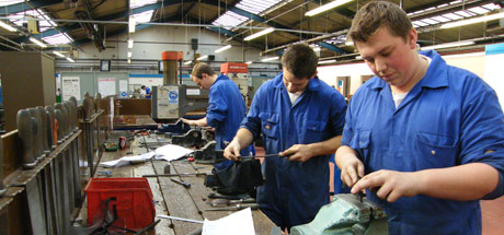 UK Businesses Back Apprenticeships over University