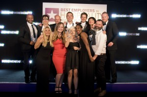 URBAN LEISURE GROUP NO 1 BEST EMPLOYER IN HOSPITALITY 2014