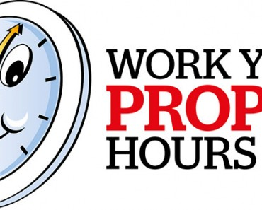 Top tips on work-life balance for 'work your proper hours day'